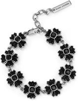Marc Jacobs Jet Night Cross Chain Bracelet