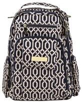 Ju-Ju-Be Infant Girl's 'Legacy - Be Right Back' Diaper Backpack - Blue