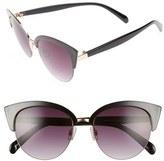 BP 50mm Cat Eye Sunglasses