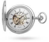 Woodford Full Hunter Skeleton Mechanical Watch