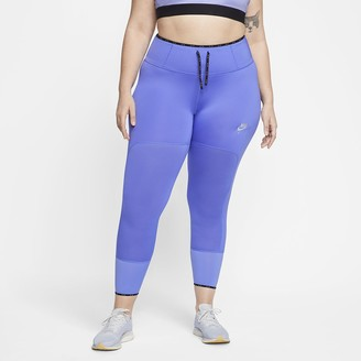 Nike Women's 7/8 Running Tights (Plus Size