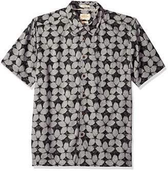 Quiksilver Waterman Men's Ohana Friday Button Down Shirt