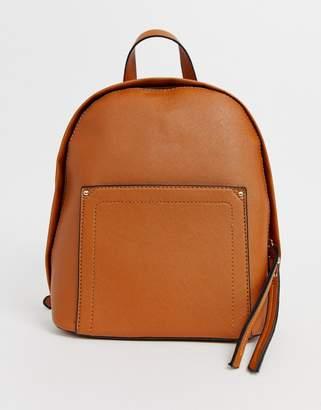 Yoki Fashion Yoki minimal backpack-Tan