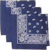Levi's Men's 3 Piece Bandana Set