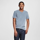 Mossimo Men's V-Neck T-Shirt Gray