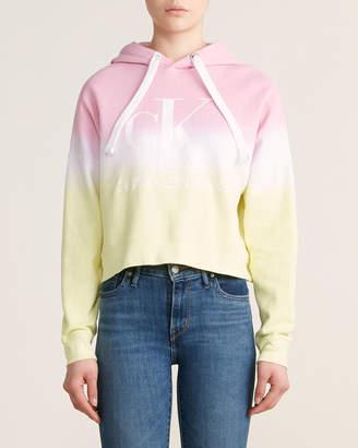 Calvin Klein Jeans Horizon Fleece Dip-Dyed Hoodie