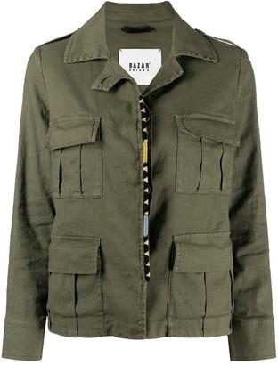 Bazar Deluxe Multi-Pocket Military Jacket