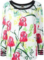 I'M Isola Marras floral print jumper