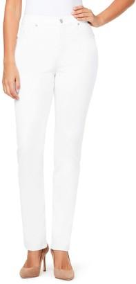 Gloria Vanderbilt Petite Amanda Classic High-Waist Tapered Jeans