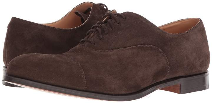 Church's Dubai Suede Oxford Men's Shoes