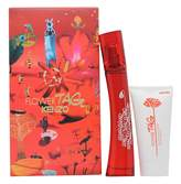 Kenzo Flower Tag Coffret: Eau De Toillete Spray 30ml + Creamy Body Milk 50ml