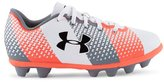 Under Armour Kids' UA CF Force HG Jr. Soccer Cleats