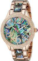 Betsey Johnson Women's BJ00478-04 Analog Display Quartz Watch