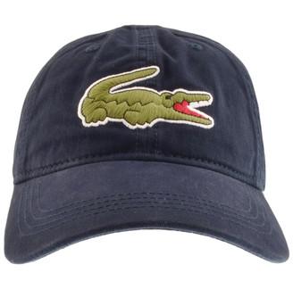 Lacoste Crocodile Cap Navy