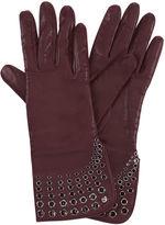 Henri Bendel Grommet Gloves