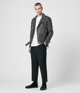 AllSaints Arashi Leather Biker Jacket