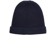 Lemaire Ribbed-knit beanie hat