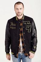 True Religion Collegiate Mens Jacket