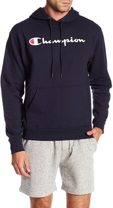Champion Graphic Hooded Sweatshirt