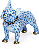 Herend Frenchie Dog Figurine