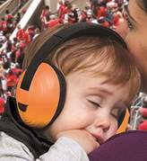 KidCo WhispEars Child Hearing Protection, Orange