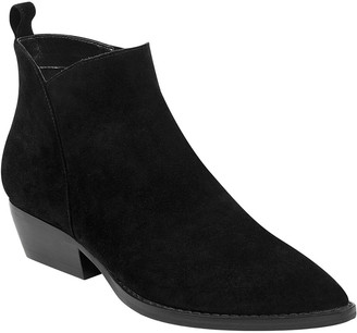 Marc Fisher Obrra Suede Bootie