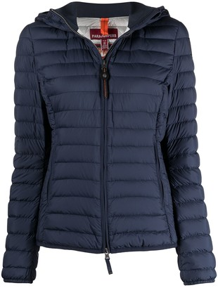Parajumpers Hooded Padded Down Jacket