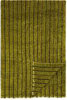 Barneys New York Dow Pinstriped Chenille Throw