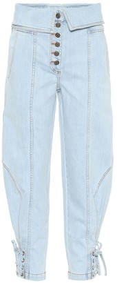 Ulla Johnson Kingston high-rise carrot jeans