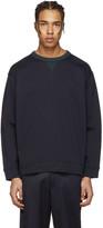 Acne Studios Navy Field Sweatshirt