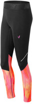 New Balance Women's RWP73135 Accelerate Printed Tight