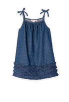 Country Road Ruffle Hem Dress