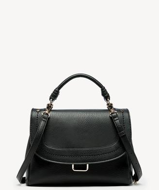 Sole Society Women's Rubie Crossbody Bag 3 Vegan Leather Crossbody Black From