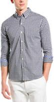 J.Mclaughlin Modern Fit Woven Shirt