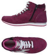 Melania High-tops & sneakers