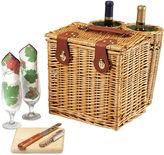 Picnic Time Vino Wine Basket - Service for 2