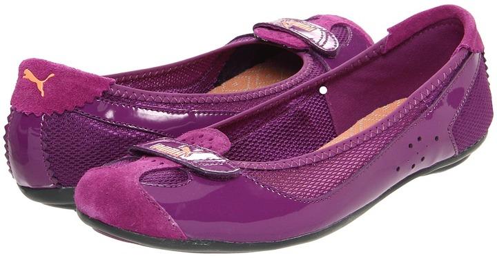 Puma Zandy Native Wn's (Gloxinia/Cadmium Orange) - Footwear