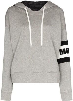 Moncler Logo Stripe Hoodie