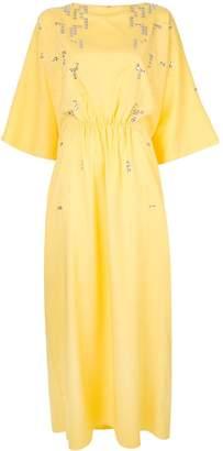 Rami Al Ali sequin embellished maxi dress