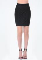 Bebe Jordan Skirt