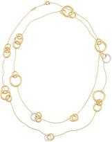 "Marco Bicego Jaipur Diamond-Link Necklace, 47""L"