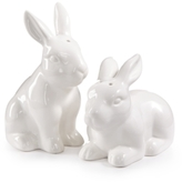 Martha Stewart Collection Martha Stewart Collection Bunny Salt & Pepper Set