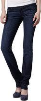 Classic Straight-Leg Los Angeles Dark Jeans