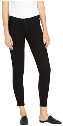 Hudson Krista Super Skinny in Black (Black) Women's Jeans