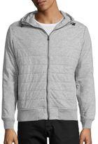 Polo Ralph Lauren Quilted Jersey Full-Zip Hoodie