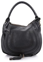 Chloé Pre-owned: Marcie Hobo Leather Medium.
