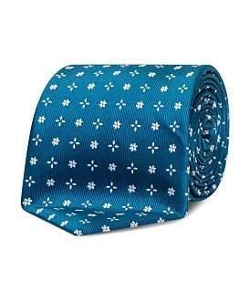 Van Heusen Blue Geo Tie
