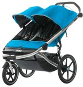 Infant Thule 'Urban Glide 2' Double Jogging Stroller
