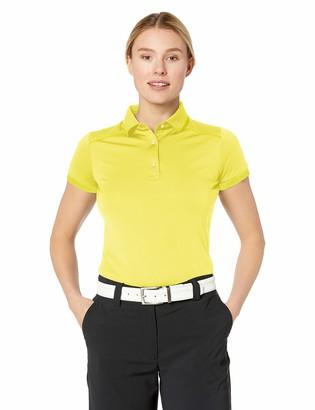 J. Lindeberg Women's Coolmax TX Jersey Polo Shirt