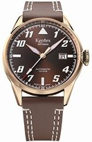 Kentex SKYMAN 6 Pilot Men's Automatic Dial Watch S688X-03